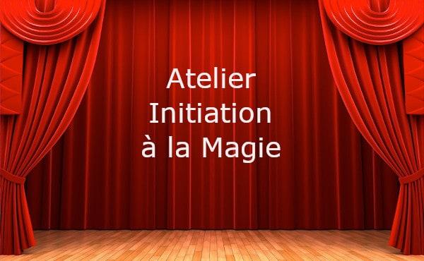Atelier d'initiation magie