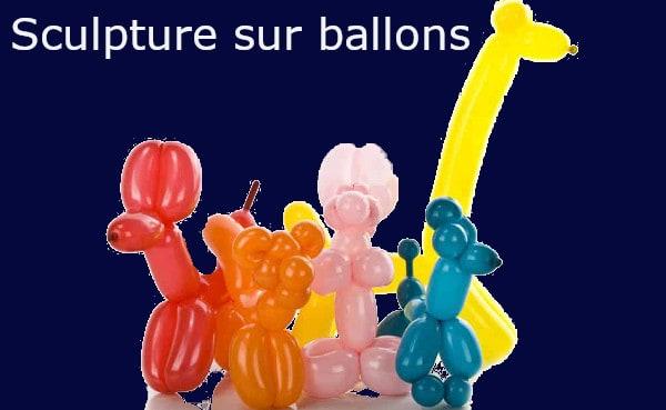 Vous avez dit Magie Ballons ?